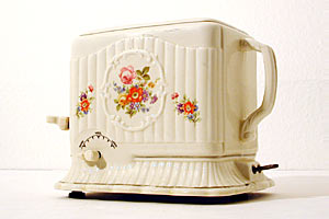 Toaster Porcelier, 4002, USA